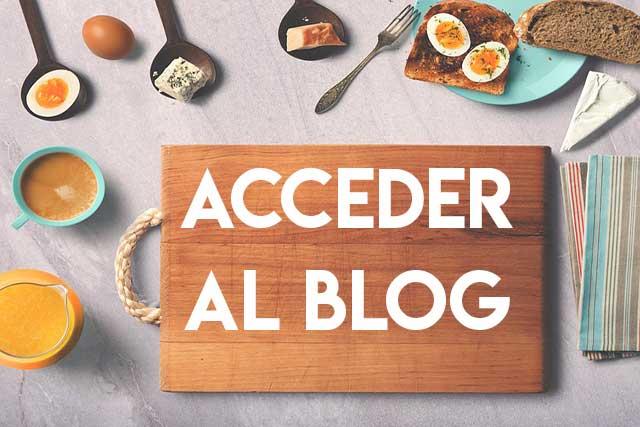 acceder al blog